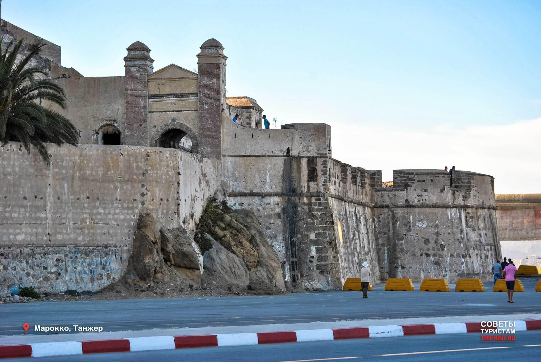 Достопримечательности Марокко, город Танжер