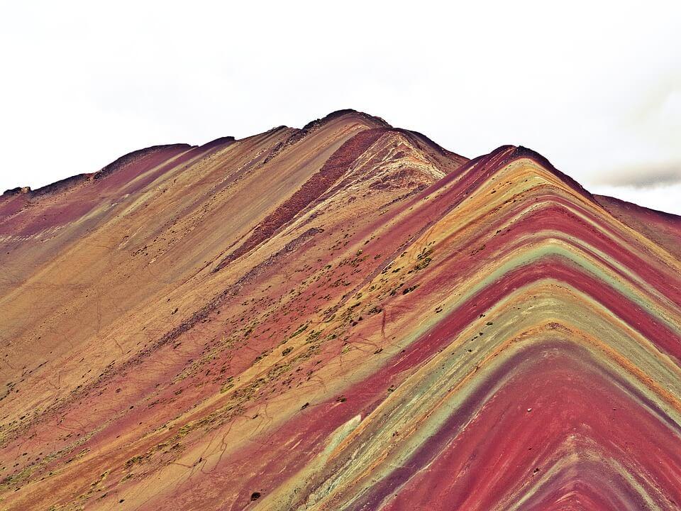 Радужные горы в Перу, Куско