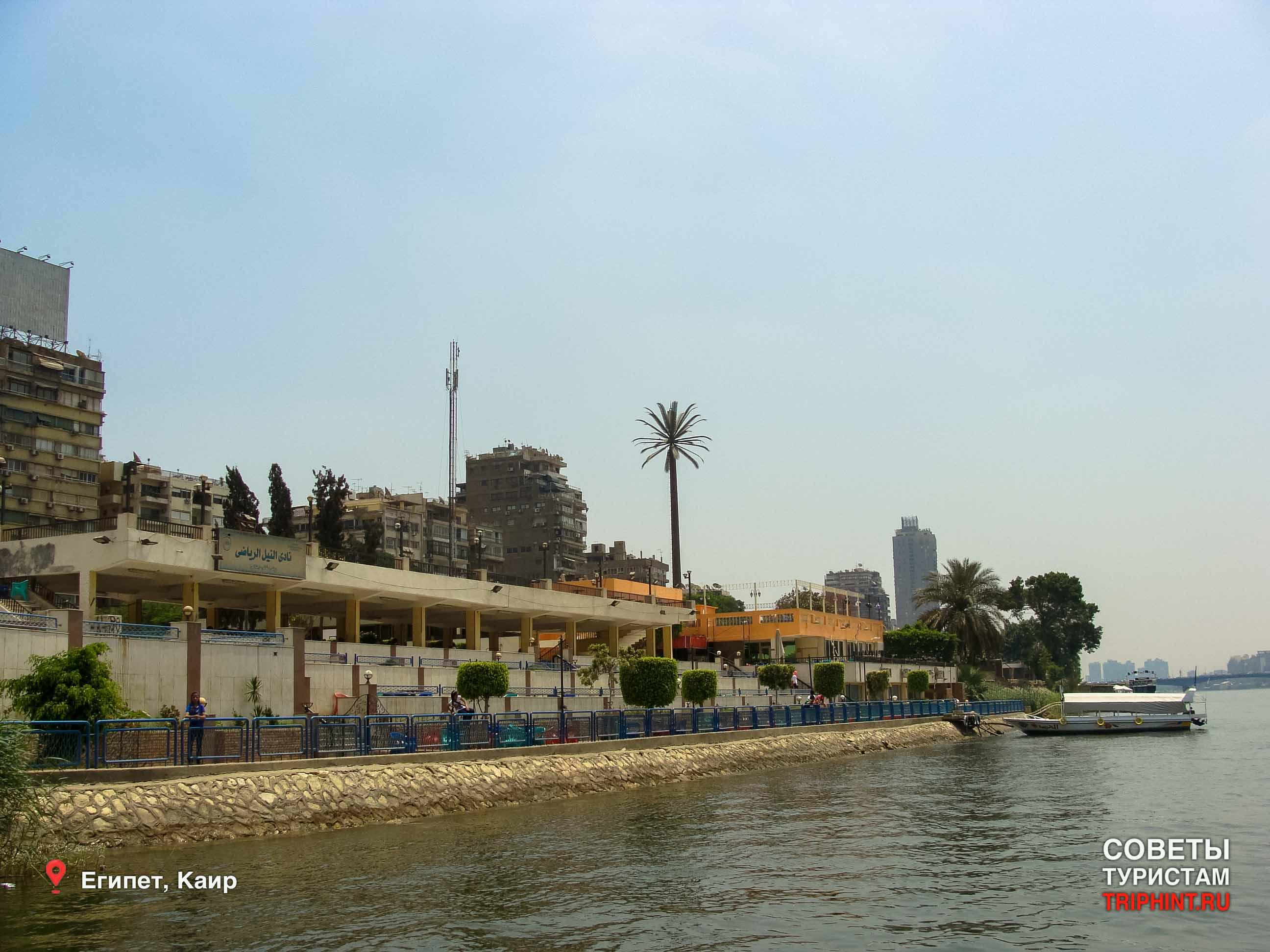 Где отдохнуть на новый год в Египте? Круиз по реке Нил с видом на Каир