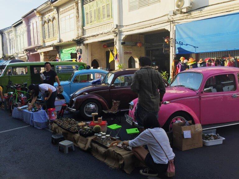 Таиланд, город Пхукет, рынок Нака.