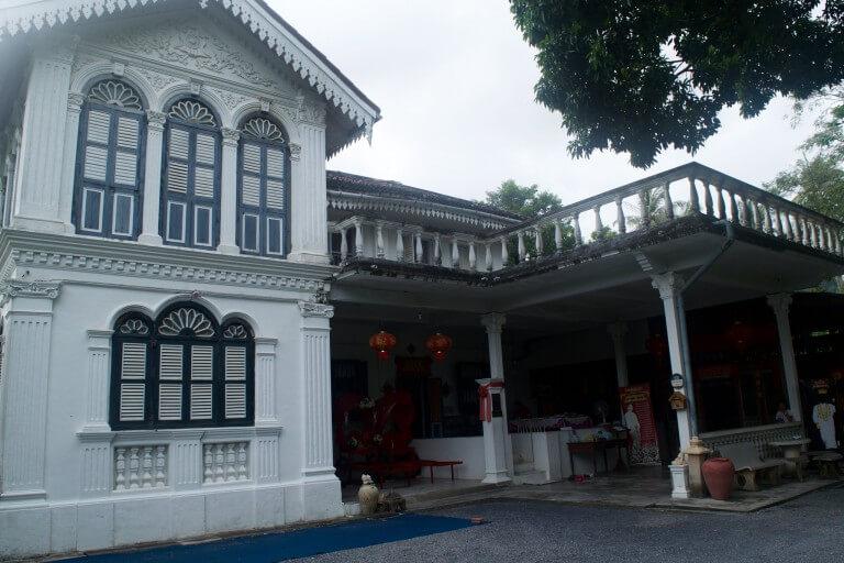 Таиланд, остров Пхукет, Дом Чинпрача.