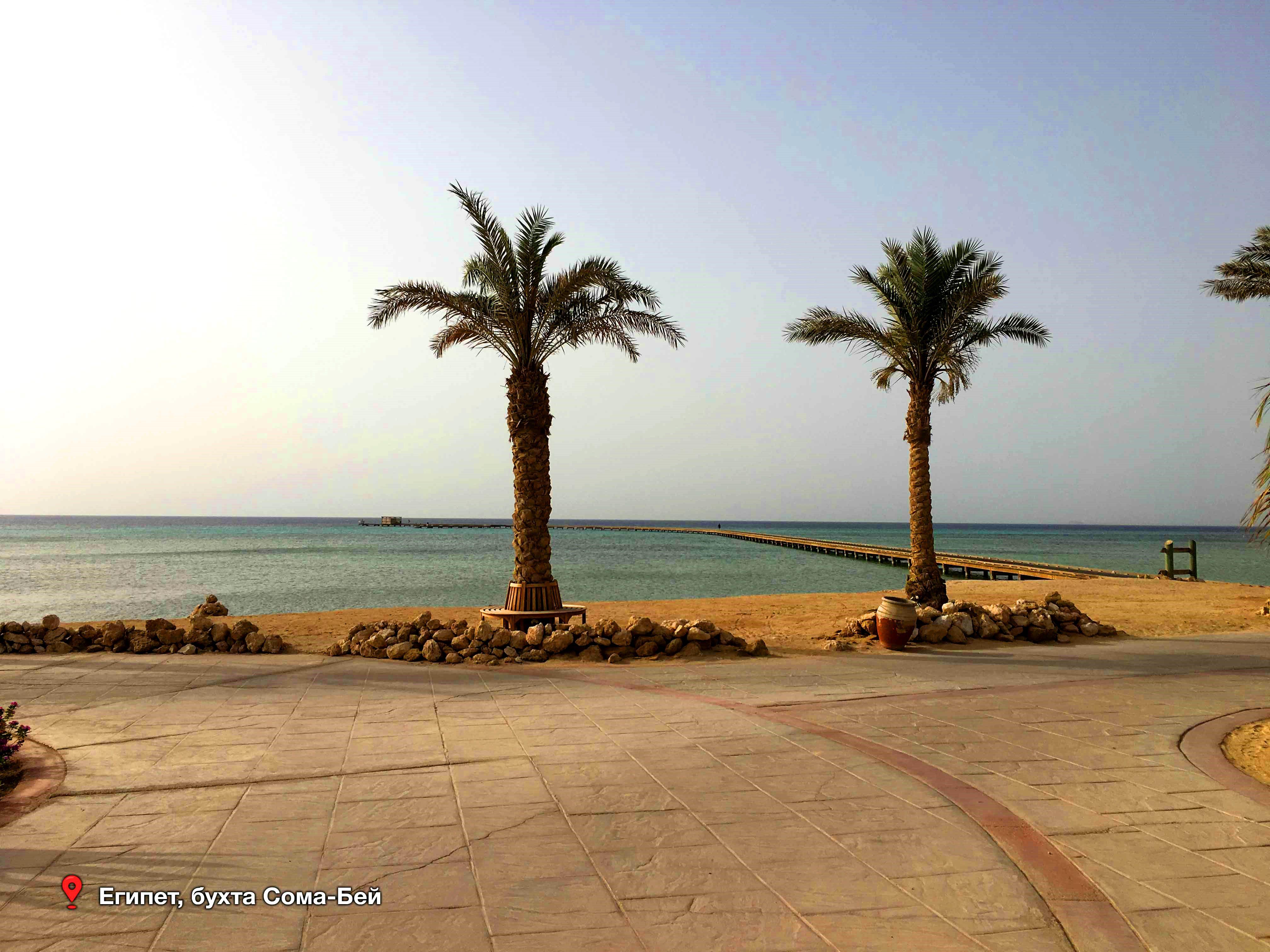 Отдых в апреле в Египте, бухта Сома-Бэй, Красное море.