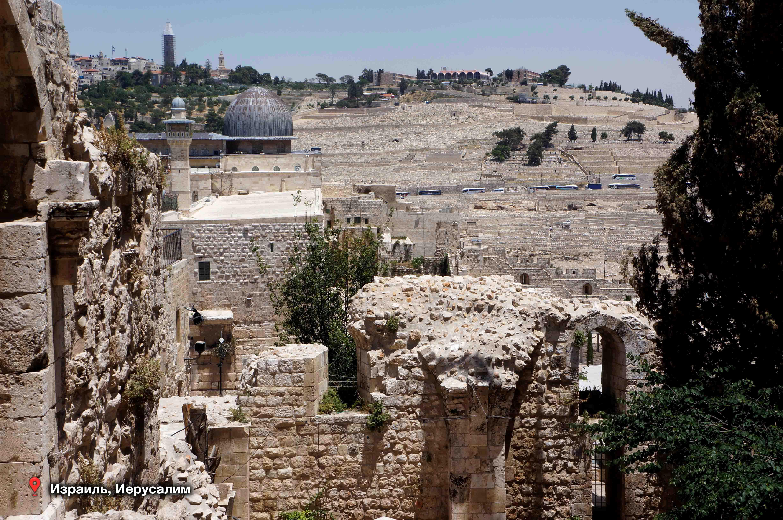 Отдых в апреле в Израиле, Иерусалим.
